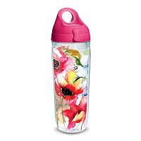 Tervis Watercolor Blooms Water Bottle