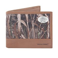 Realtree East Carolina Pirates Pass Case Wallet