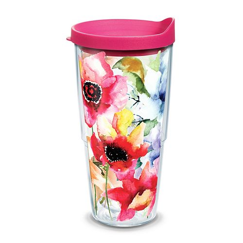Tervis Watercolor Blooms Tumbler