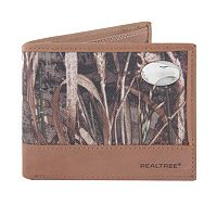 Realtree Georgia Southern Eagles Pass Case Wallet