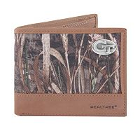 Realtree Georgia Tech Yellow Jackets Pass Case Wallet