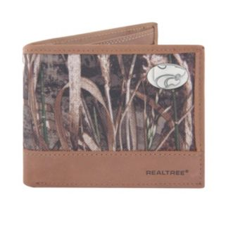 Realtree Kansas State Wildcats Pass Case Wallet