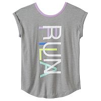 Girls 7-16 FILA SPORT® Tie Back Graphic Tee