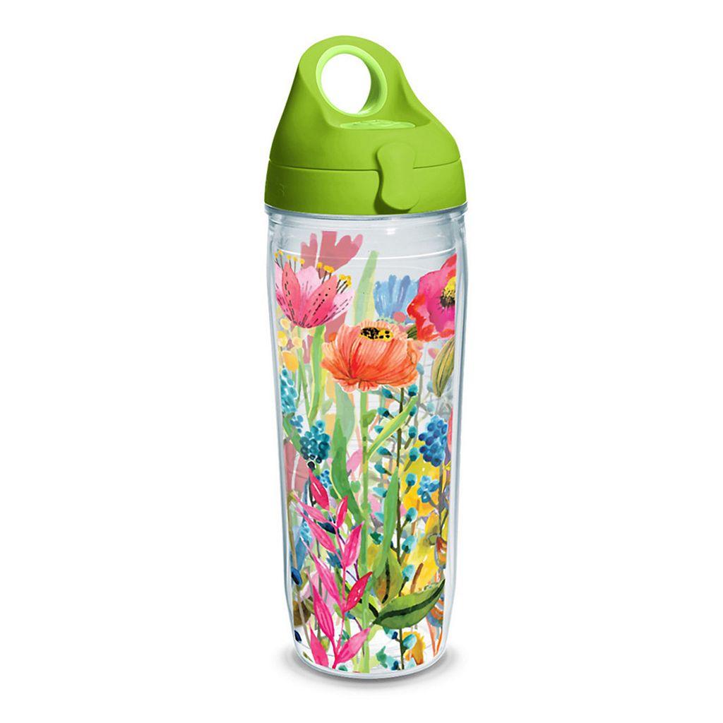 Tervis Watercolor Wildflowers Water Bottle
