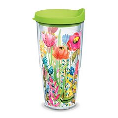 Tervis Watercolor Wildflowers Tumbler