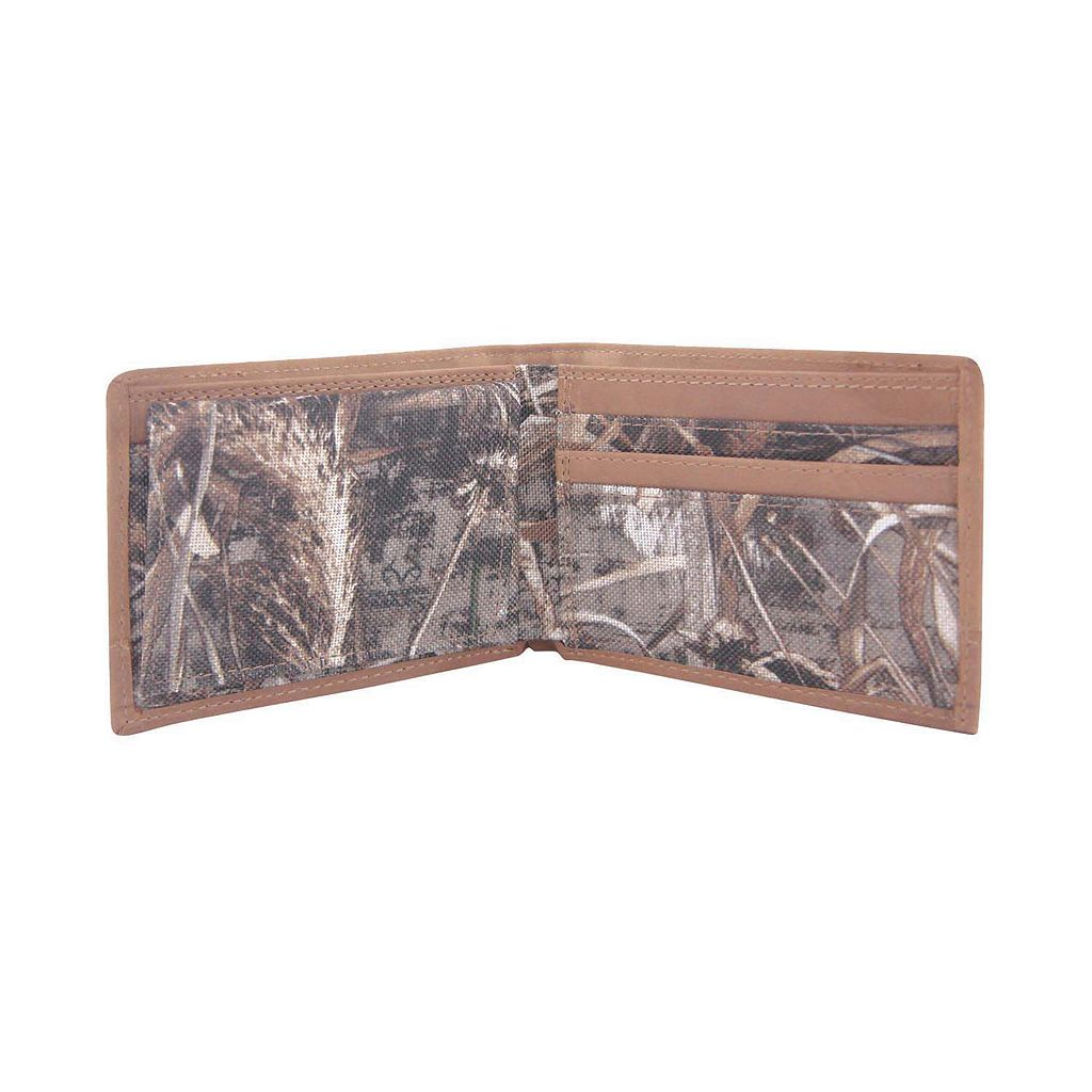 Realtree LSU Tigers Pass Case Wallet