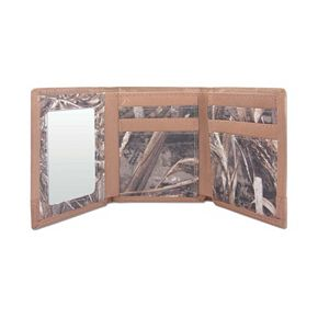 Realtree LSU Tigers Trifold Wallet