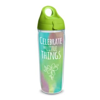 """Tervis """"Celebrate The Little Things"""" Water Bottle"""