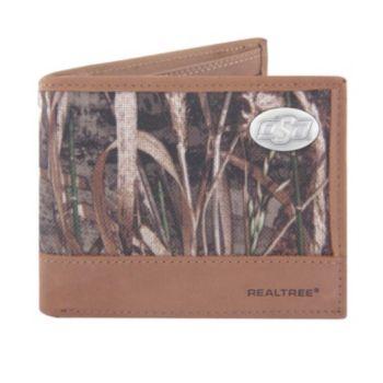 Realtree Oklahoma State Cowboys Pass Case Wallet