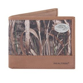 Realtree Southern Miss Golden Eagles Pass Case Wallet