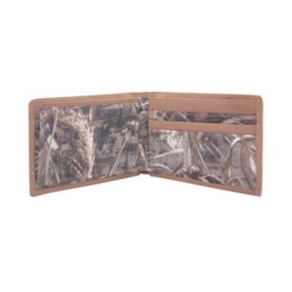 Realtree TCU Horned Frogs Pass Case Wallet