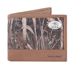 Realtree Alabama Crimson Tide Pass Case Wallet