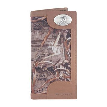 Realtree Alabama Crimson Tide Secretary Wallet