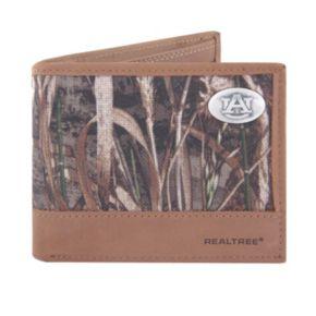 Realtree Auburn Tigers Pass Case Wallet