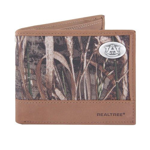Realtree Auburn Tigers Pass Case Wallet