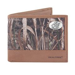 Realtree Kansas Jayhawks Pass Case Wallet