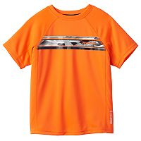 Boys 4-7 ZeroXposur Abstract Graphic Rash Guard