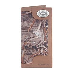 Realtree Mississippi State Bulldogs Secretary Wallet