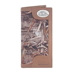 Realtree Ole Miss Rebels Secretary Wallet