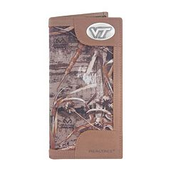 Realtree Virginia Tech Hokies Secretary Wallet