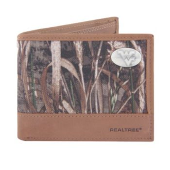 Realtree West Virginia Mountaineers Pass Case Wallet