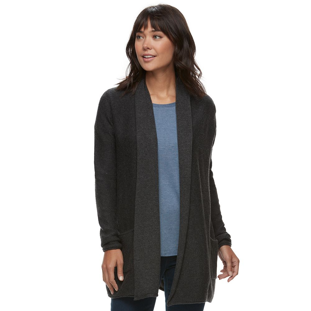 SONOMA Goods for Life™ Shawl Collar Cardigan