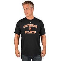Men's Majestic San Francisco Giants Heart & Soul Tee