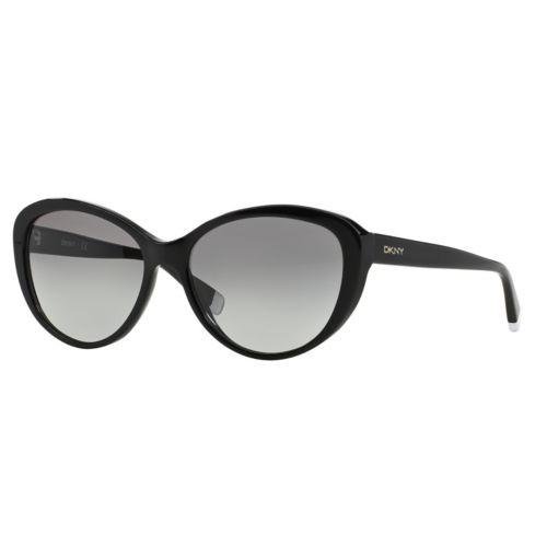 DKNY Essentials DY4084 57mm Cat-Eye Gradient Sunglasses