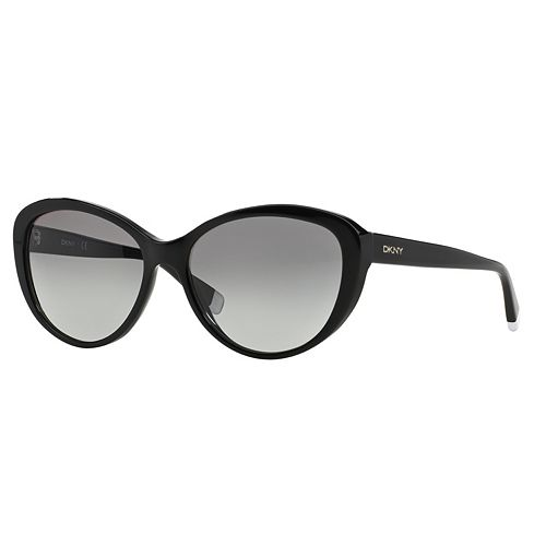 DKNY Essentials DY4084 57mm Cat-Eye Gradient Sunglasses