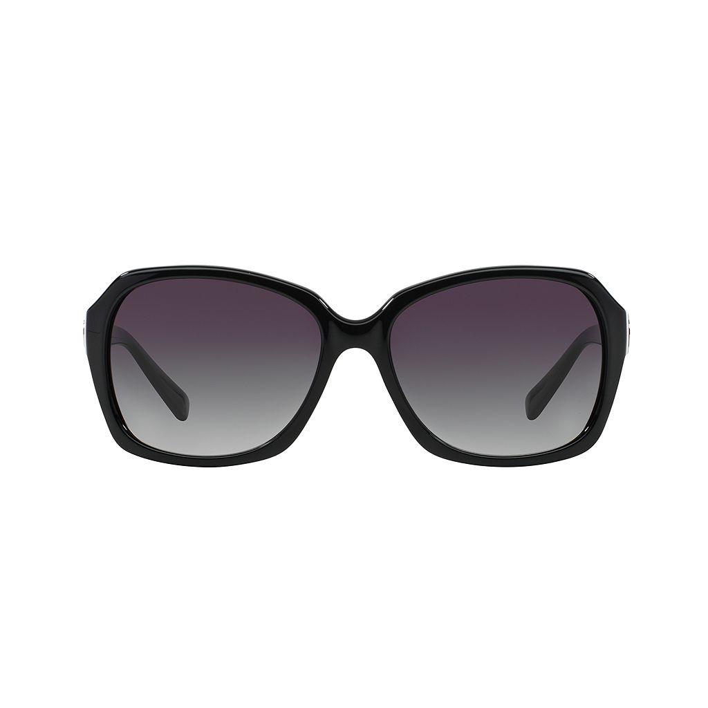 DKNY Essentials DY4087 59mm Square Gradient Sunglasses
