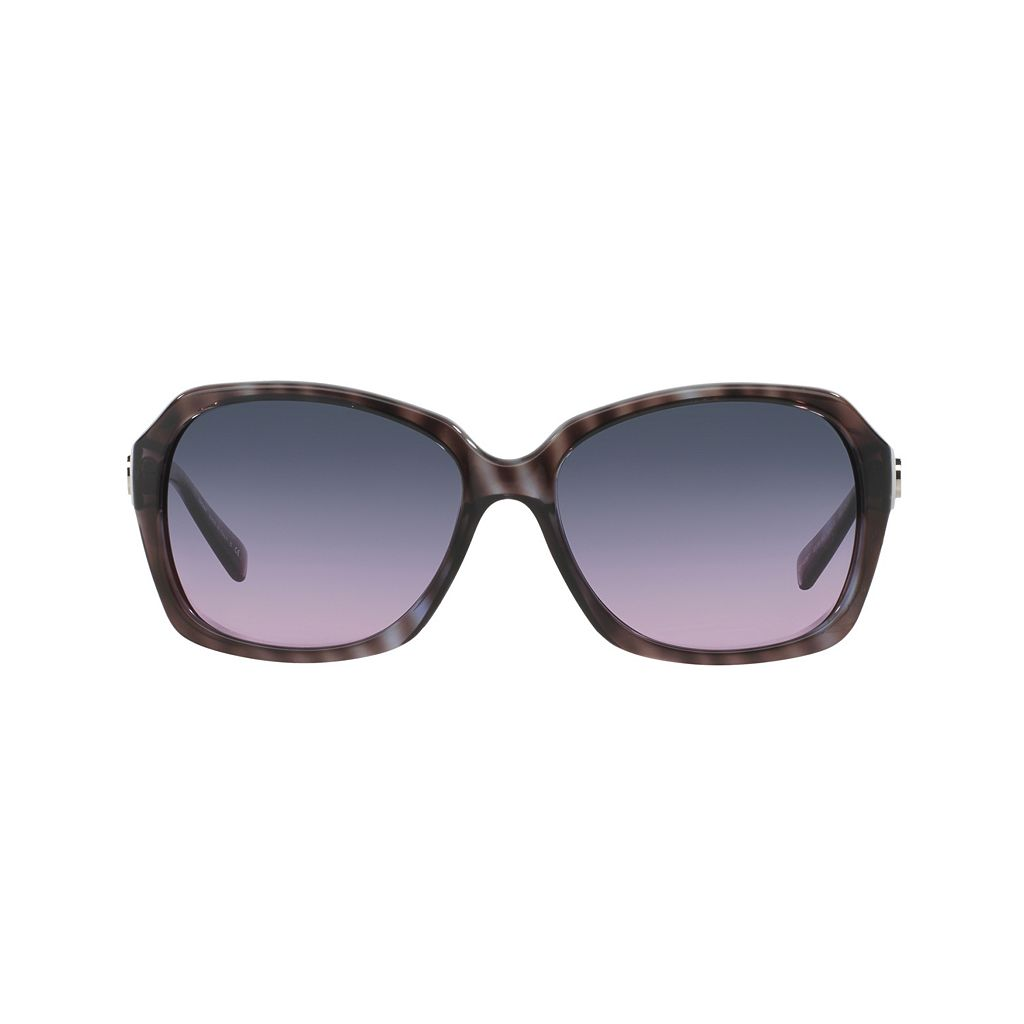 DKNY Essentials DY4087 59mm Square Gradient Sunglasses