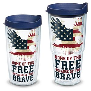 """Tervis """"Home of the Free"""" Tumbler"""