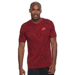 Men's Nike Geo Print Tee