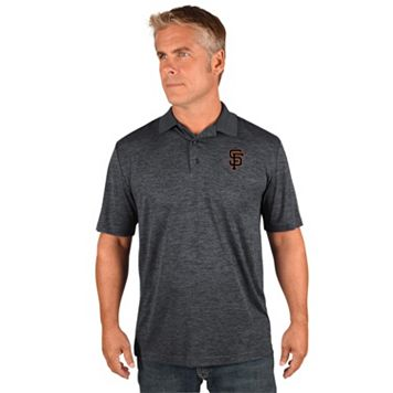 Men's Majestic San Francisco Giants Hit First Polo