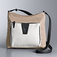 Simply Vera Wang Signature Crossbody Bag