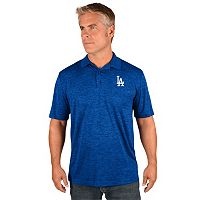 Men's Majestic Los Angeles Dodgers Hit First Polo