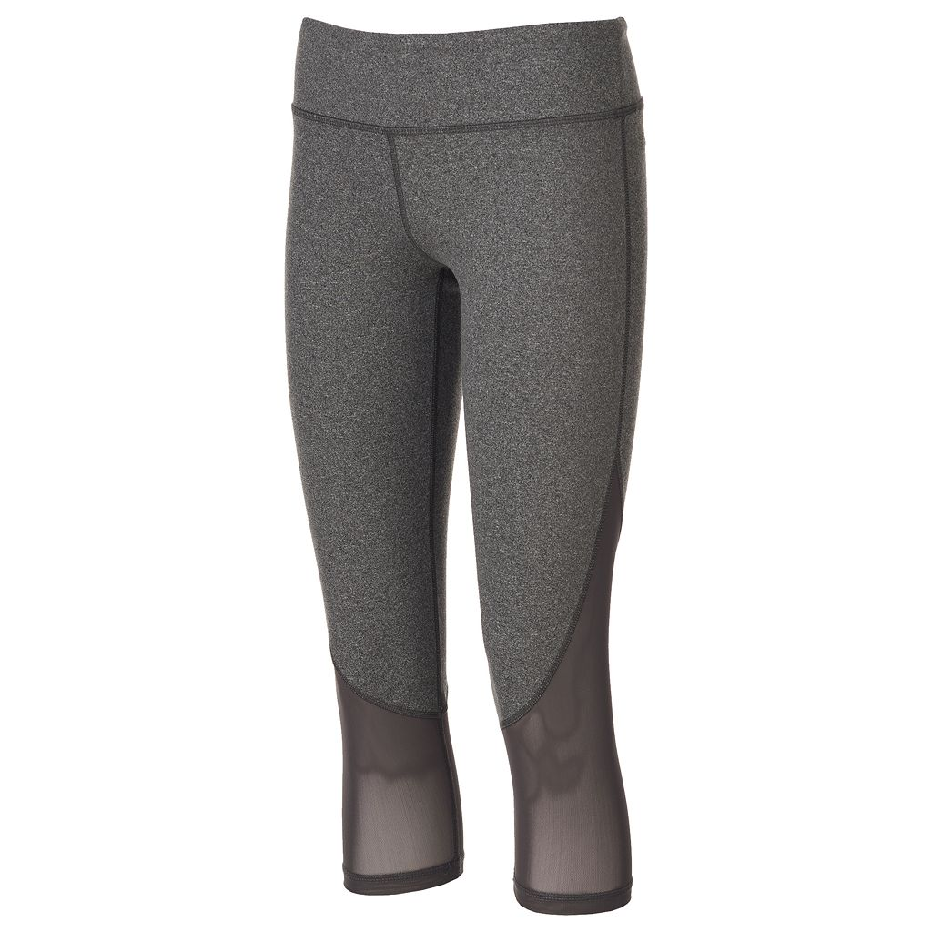 Juniors' SO® Perfectly Soft Yoga Capri Leggings