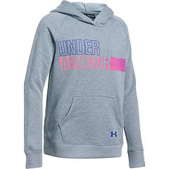 Girls 7-16 Under Armour Favorite Fleece Hoodie