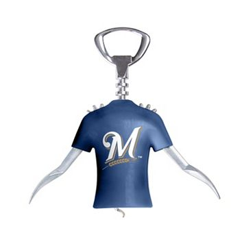 Boelter Milwaukee Brewers Jersey Wine Bottle Opener