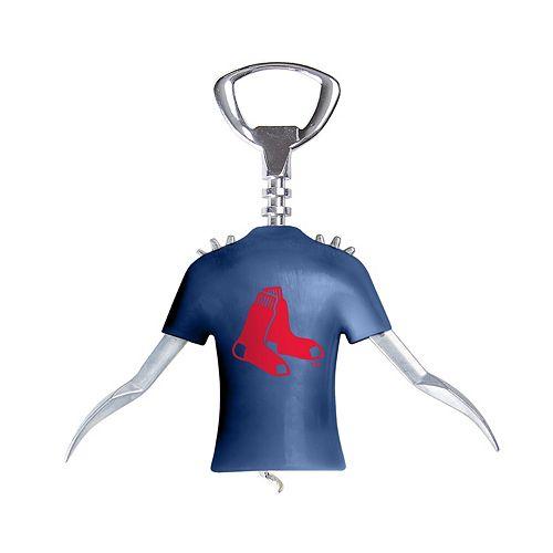 Boelter Boston Red Sox Jersey Wine Bottle Opener