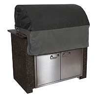Veranda Small Outdoor Grill Island Top Cover
