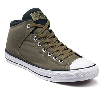 Men's Converse Chuck Taylor All Star High Street Cordura Sneakers