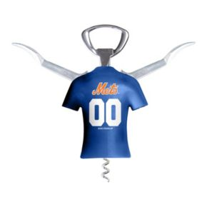 Boelter New York Mets Jersey Wine Bottle Opener