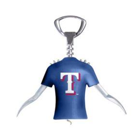 Boelter Texas Rangers Jersey Wine Bottle Opener