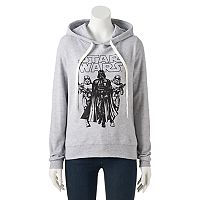 Juniors' Star Wars Darth Vader & Stormtroopers Graphic Hoodie