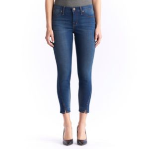 Women's Rock & Republic® Vented Crop Jean Leggings