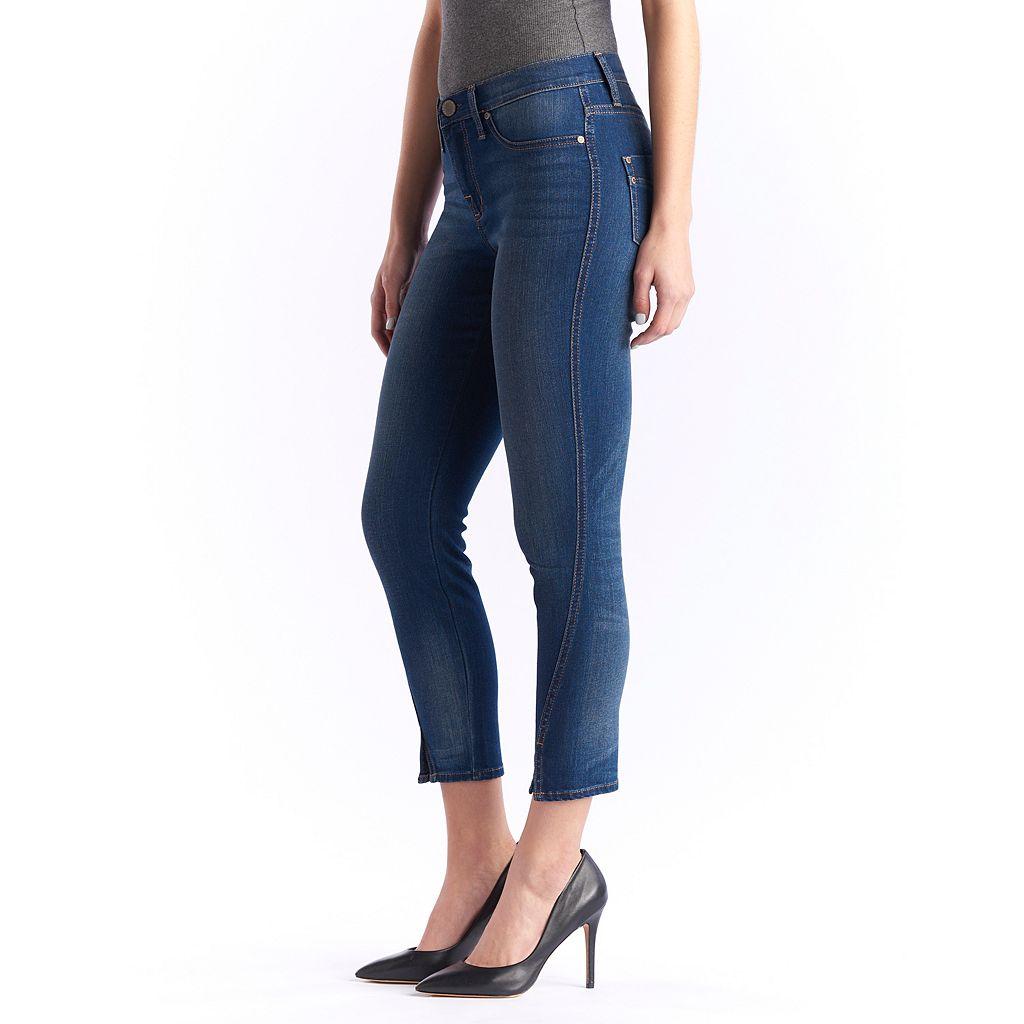 Women's Rock & Republic® Vented Crop Jean Leggings