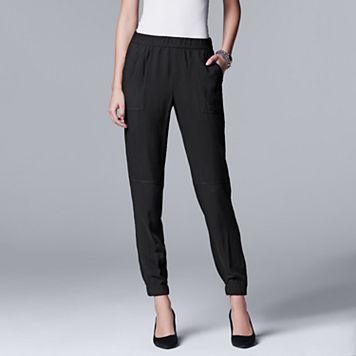Women's Simply Vera Vera Wang Simply Separates Soft Jogger Pants