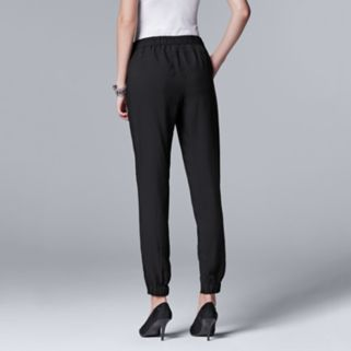 Women's Simply Vera Vera Wang Simply Separates Soft Jogger Pants
