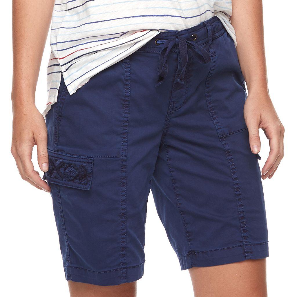 Women's SONOMA Goods for Life™ Utility Bermuda Shorts